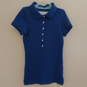 Mossimo Supply Company Women's Girly Polo Top